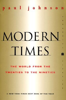 Modern Times By Johnson, Paul