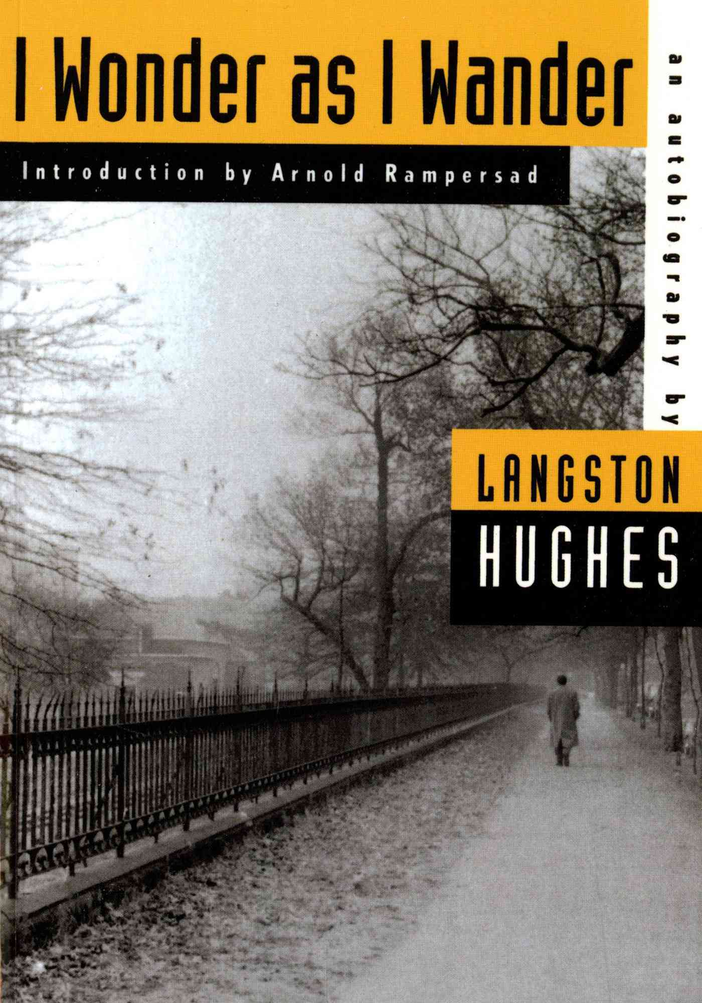 I Wonder As I Wander By Hughes, Langston